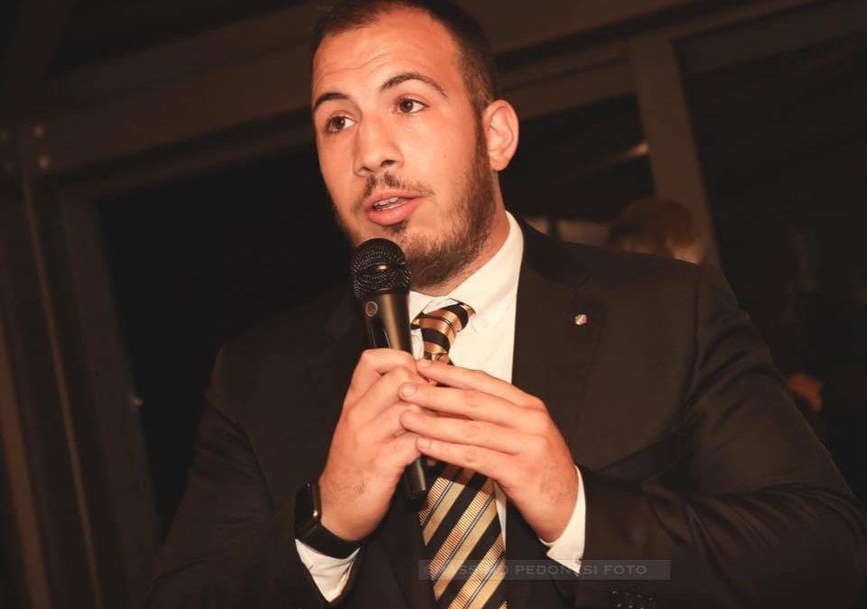 Saluto del PD Alessandro Sari